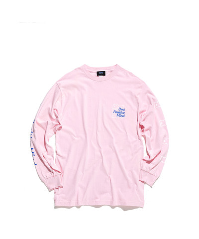 DPM LONG SLEEVE PINK