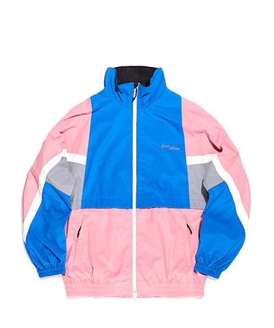 CAMP JACKET BABY PINK