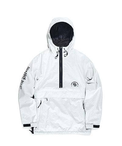 QUASAR JACKET WHITE