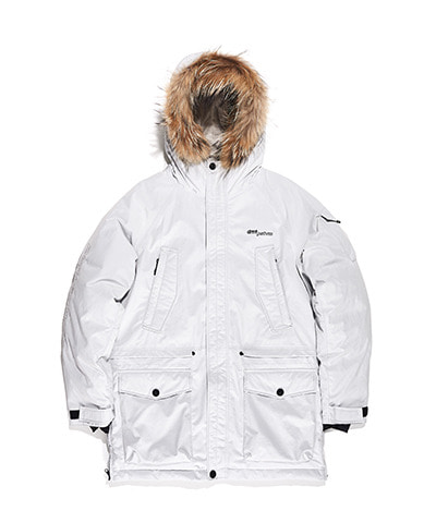 SNUG2 JACKET WHITE